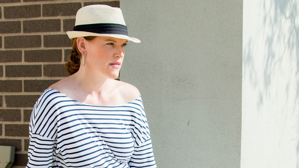 French Riviera Chic Summer Look