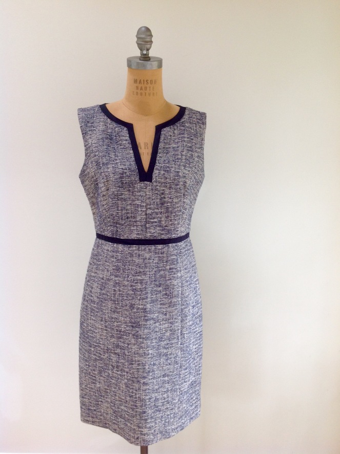 Tory Burch Tweed Dress