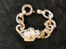 Giuseppina Fermi Angel Bracelet