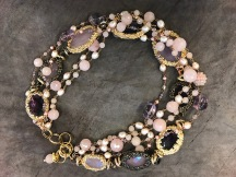 Giuseppina Fermi Spring Necklace