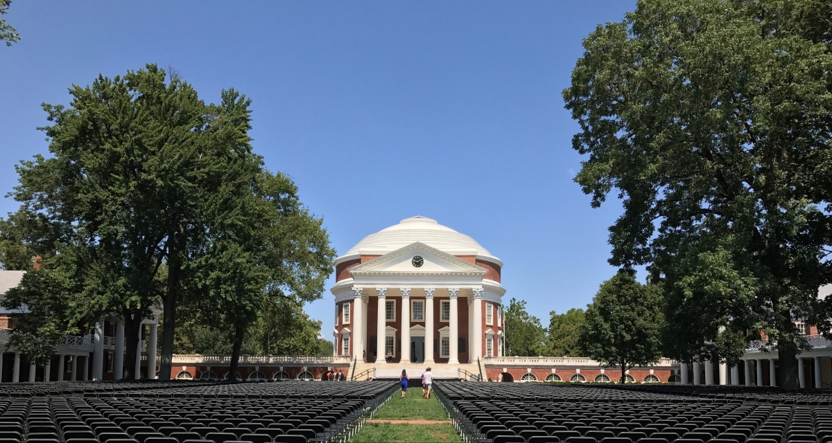 Move-in Weekend at University of Virginia, Charlottesville