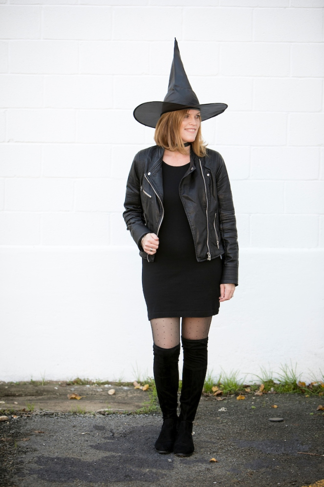 Halloween in France & Witch Chic Outfit
