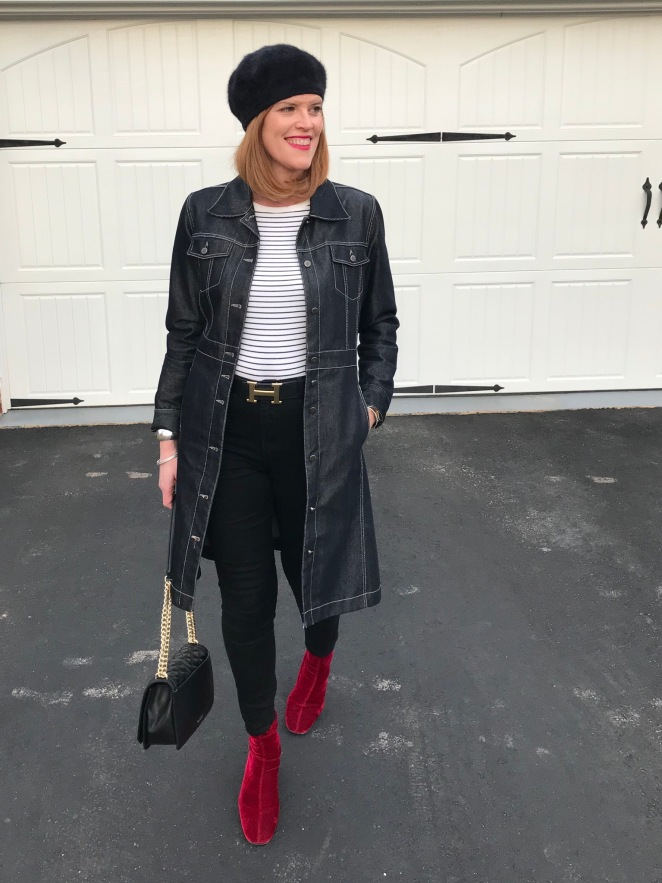 Classic French Chic Stripes Look & $200 Target Gift Card Giveaway