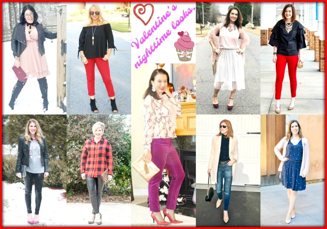 Valentine's Day in France & French Chic Date Outfit + a Link-Up!