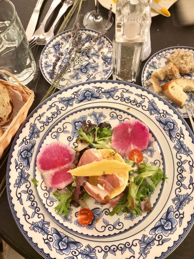 New Spring Menu at Boulangerie Christophe
