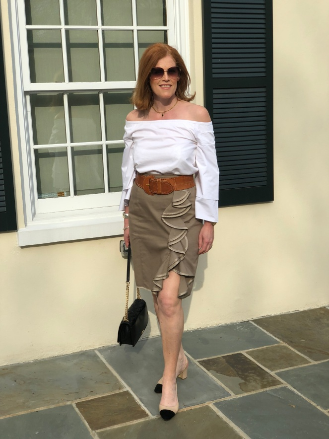 Date Night in Middleburg + a Link-Up!