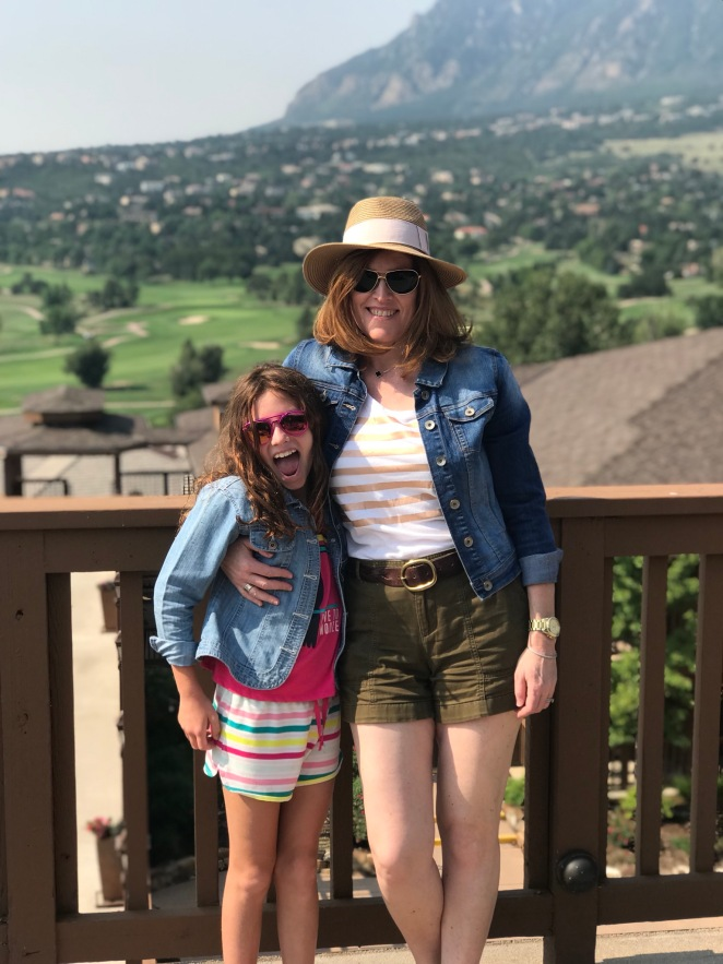 Summer Family Vacation in Colorado