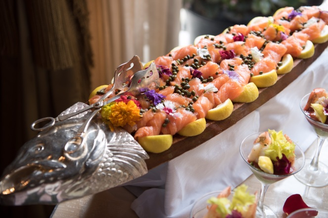 French Riviera Brunch at The St. Regis Alhambra Restaurant